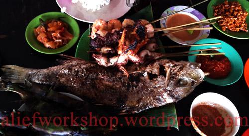 Ikan & Aneka Sate
