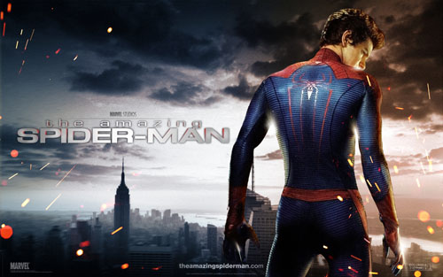The Amazing Spider Man 2012 Alief Workshop