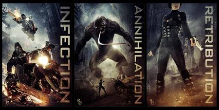 Resident Evil Retribution 2012 Alief Workshop