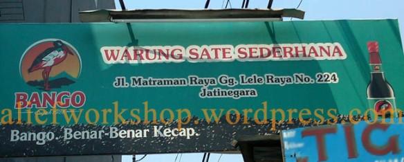 Sate Keroncong 1