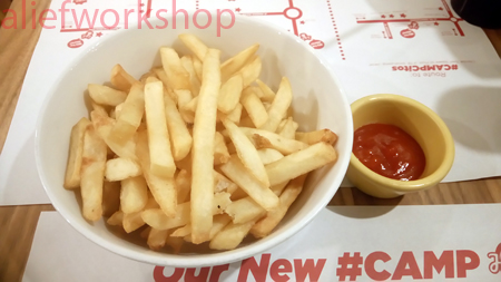 French Fries Side Dish