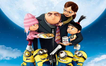 film, sinopsis, movie, review, hiburan, movies, ulasan, Despicable Me 2, Gru, Dr. Nefario, minion, lucu, animasi, kartun, films, Eduardo, El Macho, Lucy, Silas Ramsbottoms, Px-41, AVL (Anti Villain League), Margo, Edith, Agnes, segala umur
