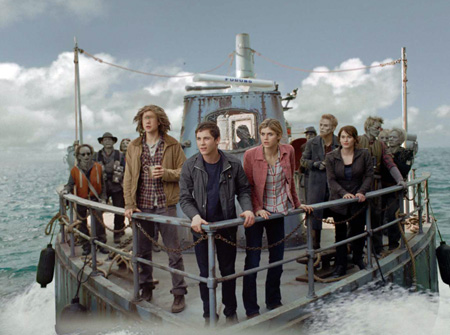 Percy Jackson Sea of Monster 12