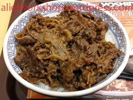 Yoshinoya 3