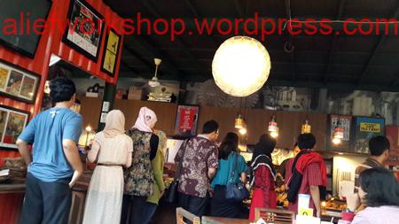 Cafe Tiga Tjeret 3