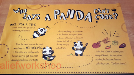 Cooking Panda 3