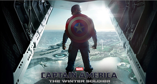 Captain America The Winter Soldier 1