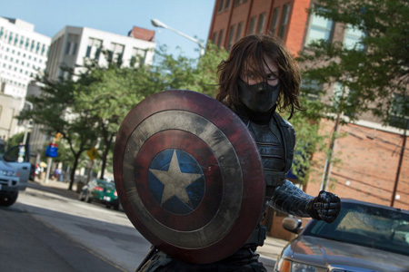 Captain America The Winter Soldier 10