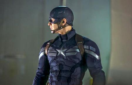 Captain America The Winter Soldier 11