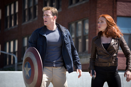 Captain America The Winter Soldier 12