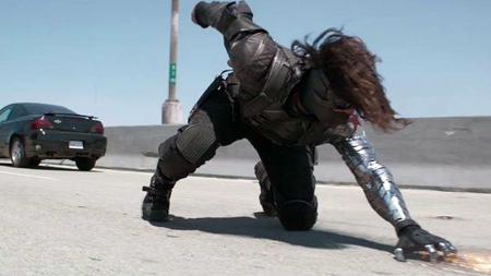 Captain America The Winter Soldier 14
