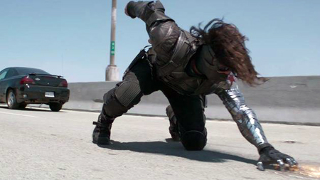 Captain America The Winter Soldier 14