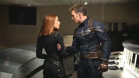 Captain America The Winter Soldier 15