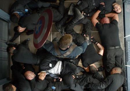 Captain America The Winter Soldier 16