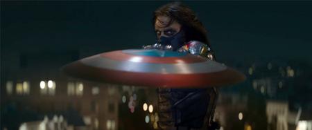 Captain America The Winter Soldier 5