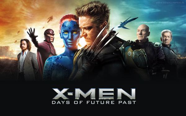 X-Men Future Past 1