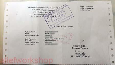 Passport Kanim Bekasi 19