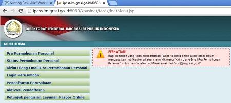 Passport Online 2
