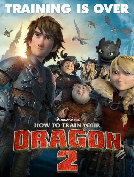Train Dragon 1
