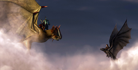 Train Dragon 10