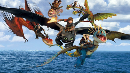 Train Dragon 7