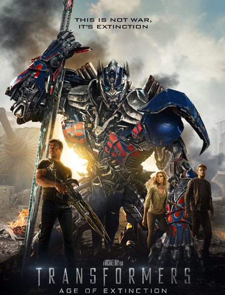 Transformers Extinction 1