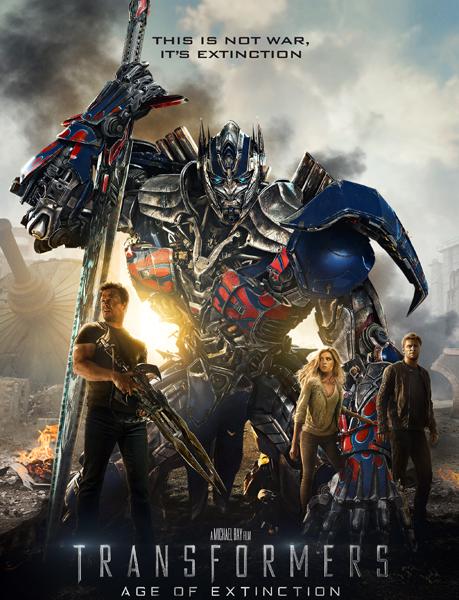 Transformers Extinction 1