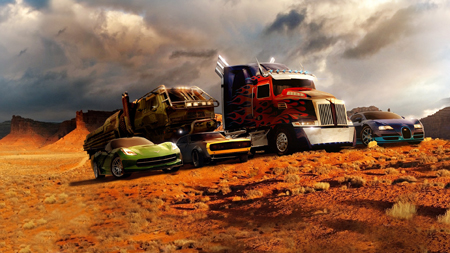 Transformers Extinction 18