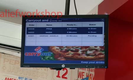 Domino Pizza 3