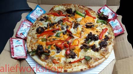 Domino Pizza 5