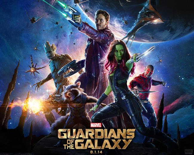 Guardian Galaxy 1