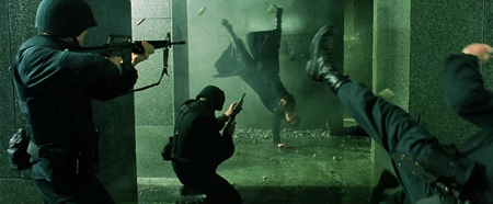 The Matrix 1999 Alief Workshop