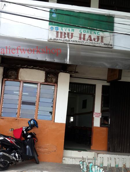 Stasiun Jatinegara | Alief Workshop