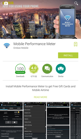 Mobile Performance Meter 1