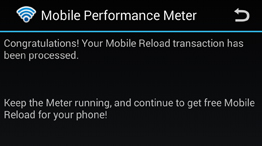 Mobile Performance Meter 10