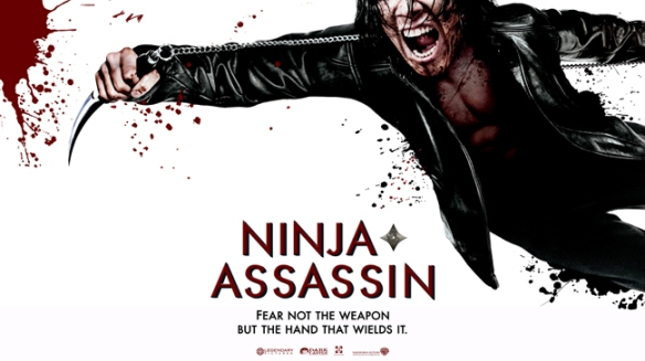 Ninja Assassin 1