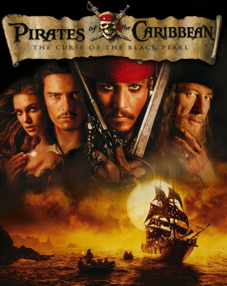 Pirates Caribbean 1