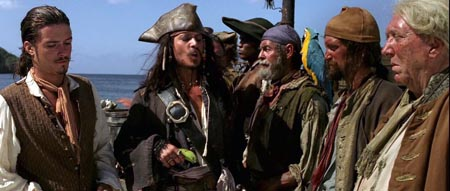 Pirates Caribbean 18