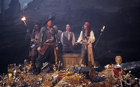 Pirates Caribbean 2