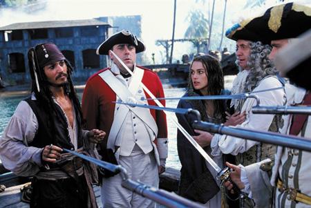 Pirates Caribbean 9