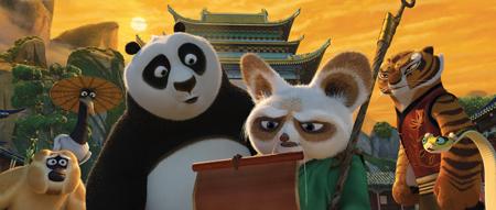 Kung Fu Panda 11