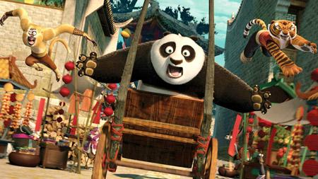 Kung Fu Panda 21