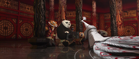 Kung Fu Panda 32