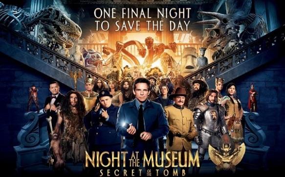 Night Museum 1