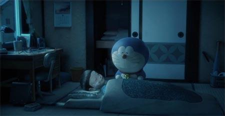 Stand Doraemon 11
