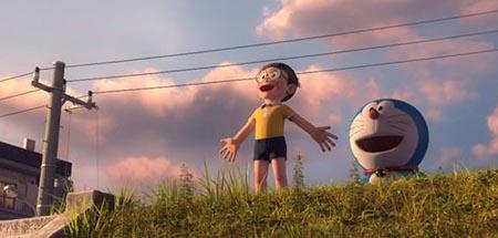 Stand Doraemon 12