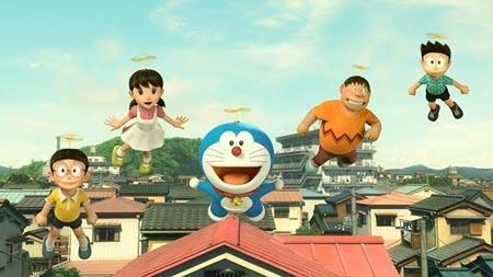 Stand Doraemon 14