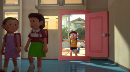 Stand Doraemon 2
