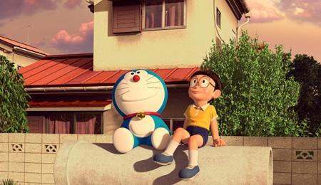 Stand Doraemon 3
