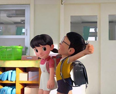 Stand Doraemon 7